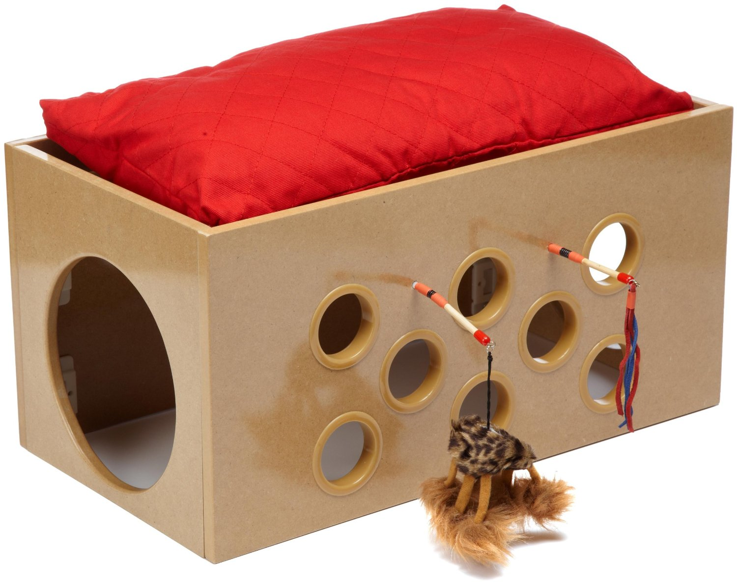 SmartCat Bootsie's Bunk Bad & Playroom