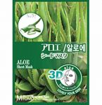 Mitomo 3D Face Mask Aloe Essence