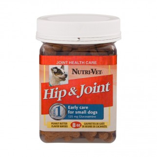 Nutri-Vet Level 1 Hip&Joint Wafer for small dog