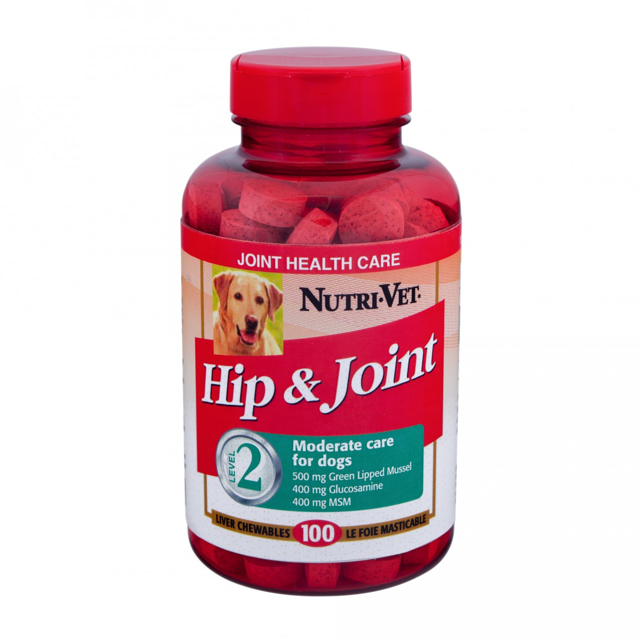 Nutri-Vet Hip & Joint Level 2 Chewables