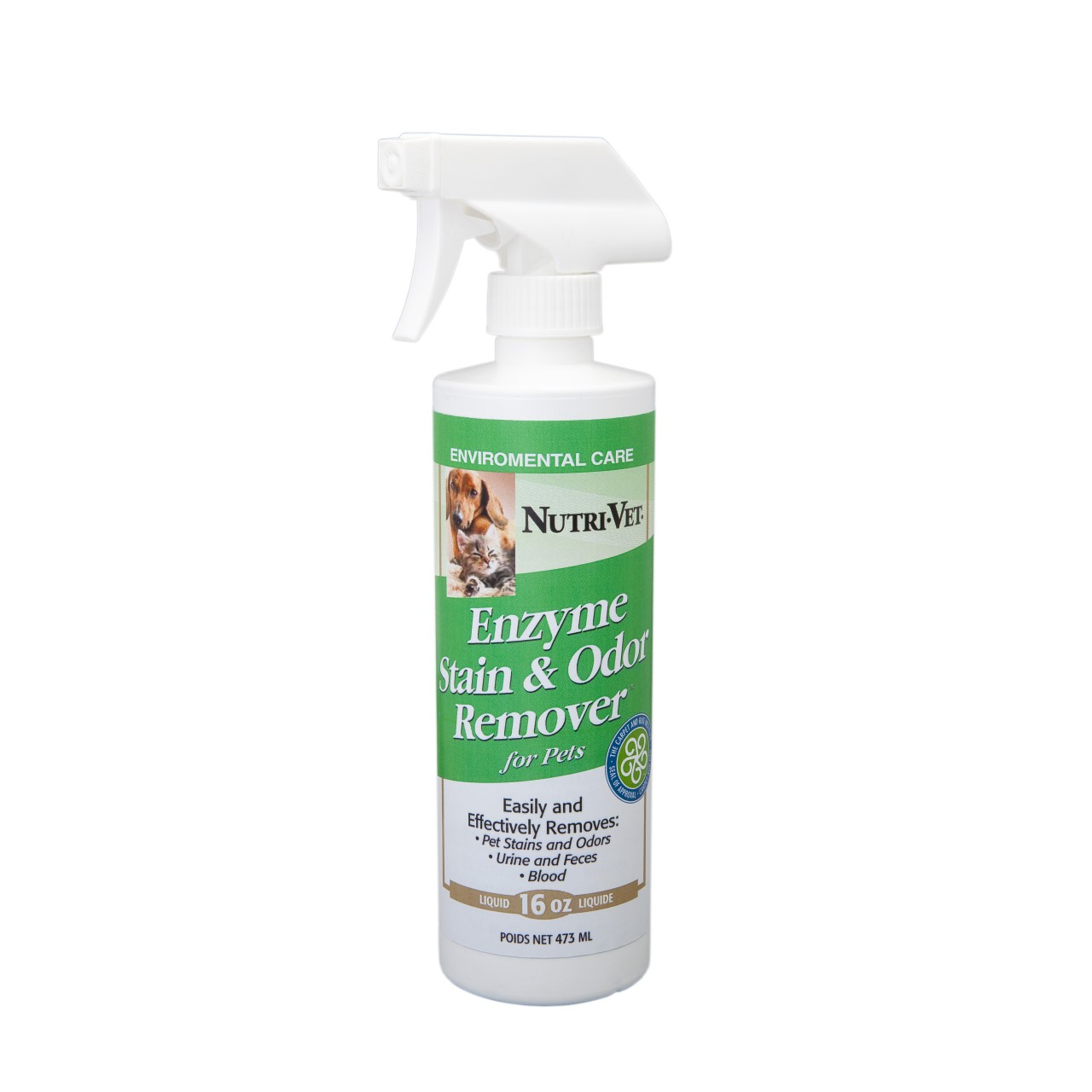 Nutri-Vet Enzyme Stain and Odor Remover