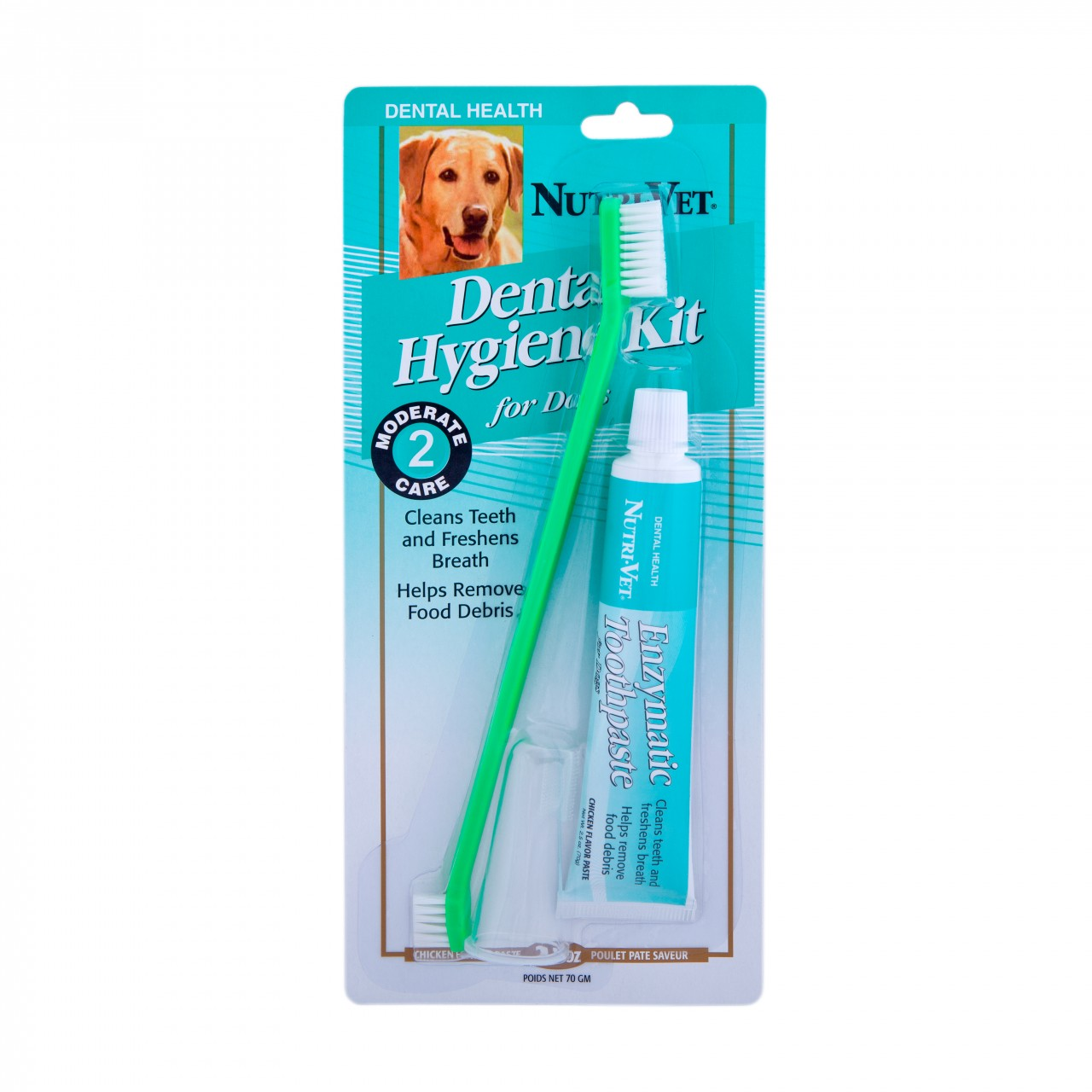 Nutri-Vet Dental Hygiene Kit