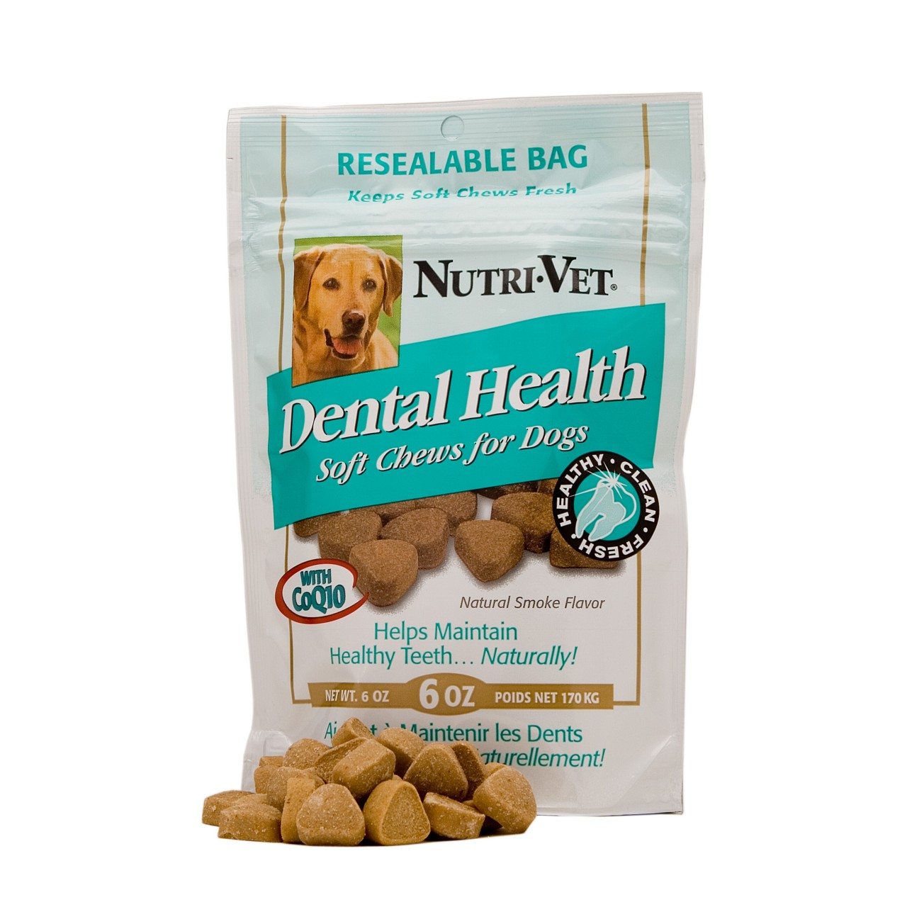 Nutri-Vet Dental Health Soft Chews