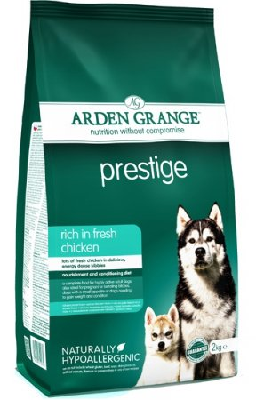 Arden Grange Adult Dog prestige rich in fresh chicken 4.4lb