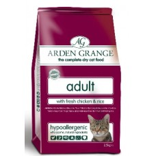 Arden Grange Adult Cat w/Fresh Chicken & Rice 5.5lb