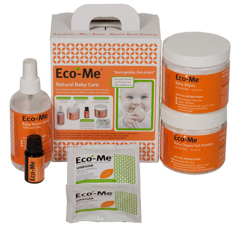 Eco'me Baby Care DIY Kit