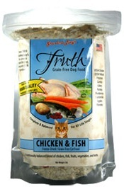 Grandma Lucy's Artisan Freeze-Dried Chicken & Fish Grain-Free Ca