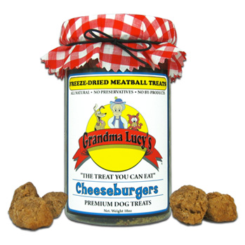 Grandma Lucy's Freeze-Dried Cheeseburgers – 10oz