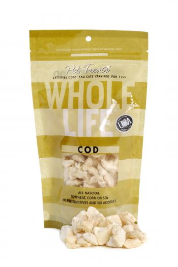 Whole Life Pet 1oz Cod (cat/dog)