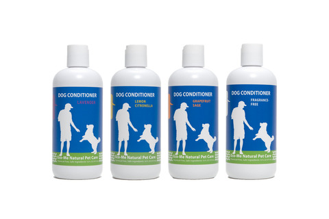 Dog Conditioner 16oz Lavender, Grapefruit, Lemon