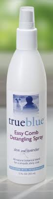 Trueblue Easy Comb Detangling Spray - 12oz