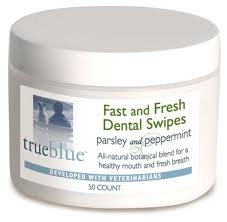 Trueblue Fast and Fresh Dental Swipes - 50pads