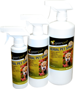 greenpet Harbal Pet Spray
