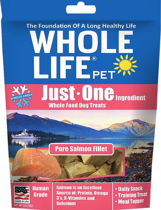 Whole Life Just One Salmon 2oz