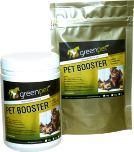 greenpet pet booster