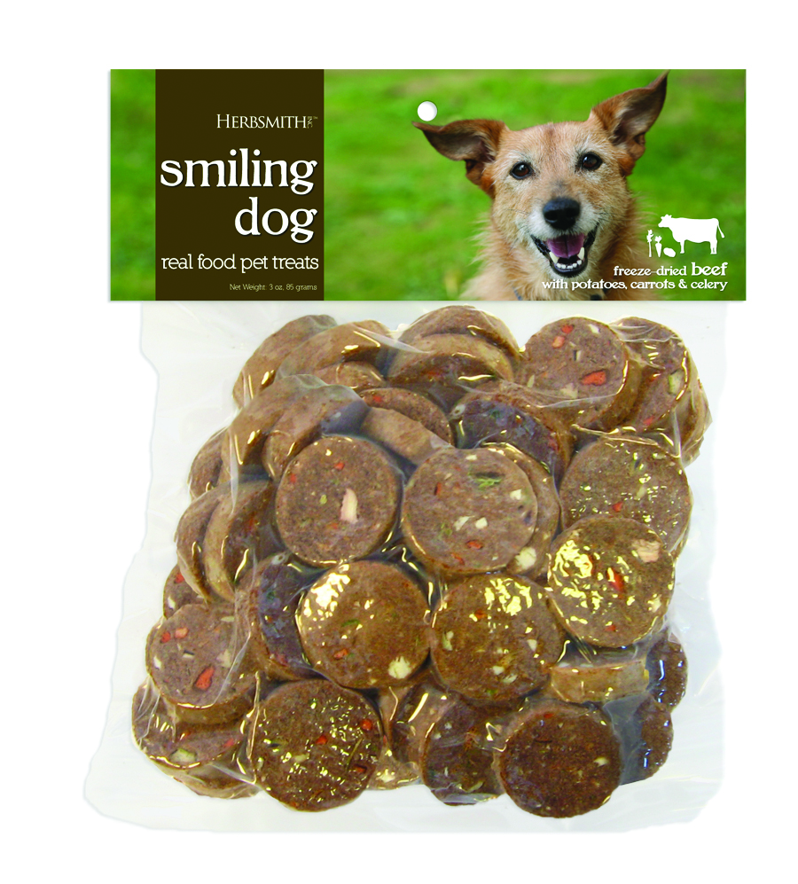 Herbsmith See Spot Smile Treats - Beef