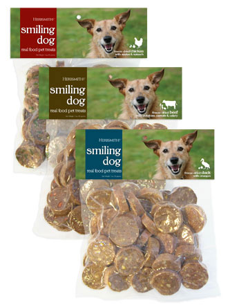 Herbsmith See Spot Smile Treats - Chicken