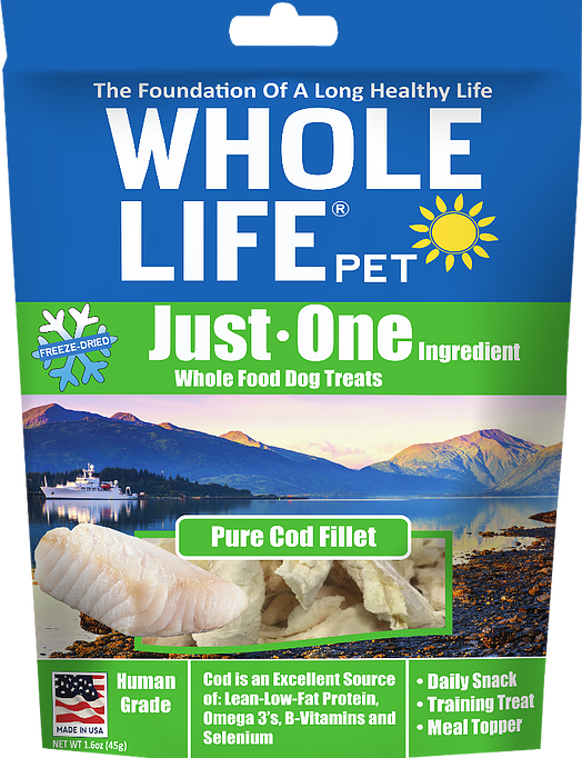 Whole Life Just One Cod 1.6oz