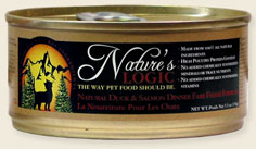 Nature's Logic Feline Canned Food Duck & Salmon