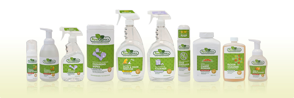 PawGanics Inside Cleaner
