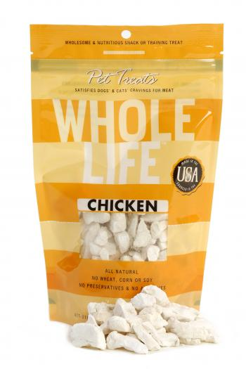 Whole Life Pet chicken 1 oz cat/dog