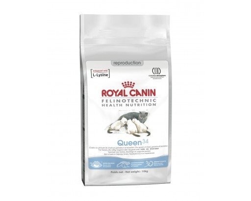 Royal Canin - Feline Nutrition PRO Queen 34 8.8lb