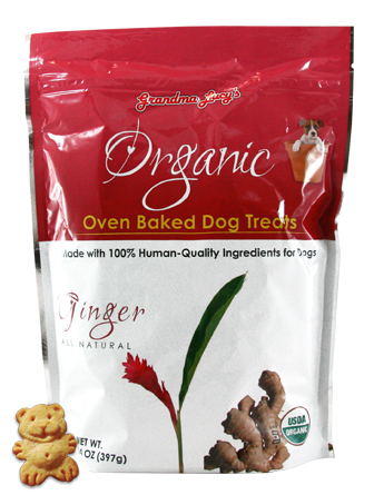 Grandma Lucy's Organic Oven Baked Ginger 14oz