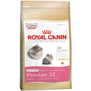 Royal Canin Kitten Food for Persian 32 4.4lb