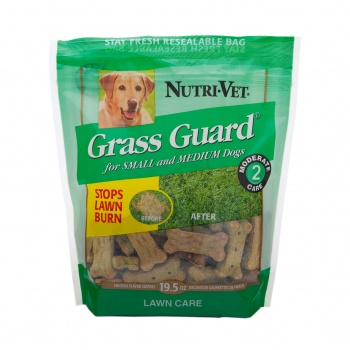 Nutri-Vet Green Grass chicken Flavor Wafers