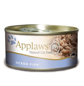 Applaws Ocean Fish Canned Cat Food (70g)