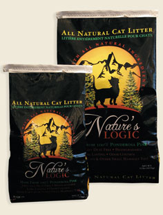 Nature's Logic Ponderosa Pine Cat Litter