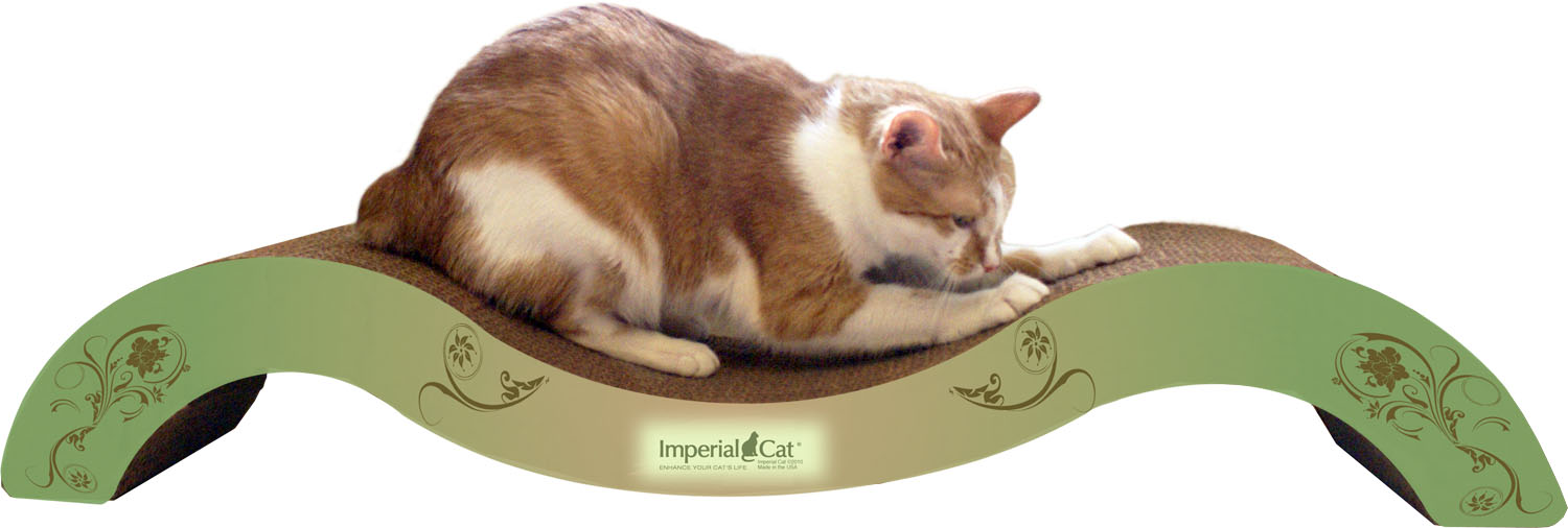 Imperial Cat - Shape Scratchers Posh
