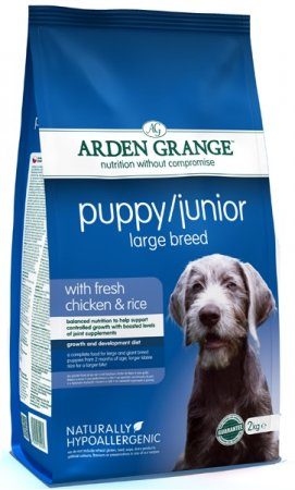 AG Puppy/Junior Large Breed rich in Fresh Chicken 13.2lb