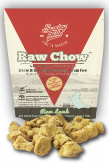 Sunday Pets Raw Chow Lamb