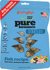 Grandma Lucy's Pureformance Starter Treats Fish 6oz