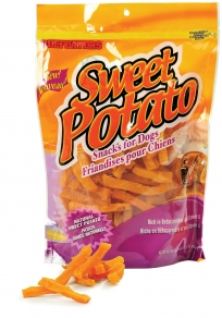 Grandma Lucy's Freeze-Dried Sweet Potatoes Thins – 12oz