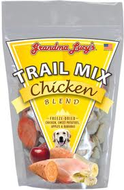 Grandma Lucy's Freeze-Dried Trailmix Chicken – 3.5oz