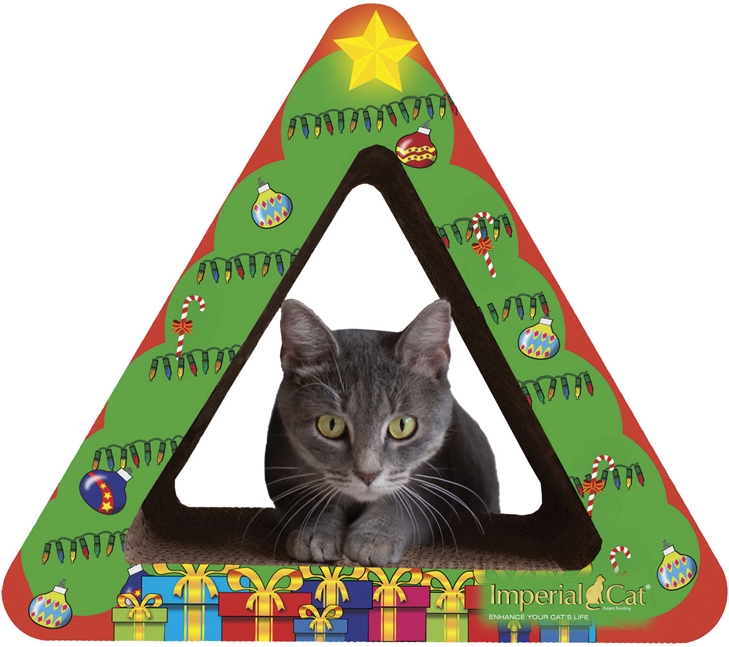 Imperial Cat Small Christmas Tree