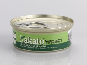 Kakato Tuna Mousse Canned Food (40g)