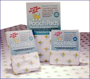 PoochPad Reusable Housebreaking Pads